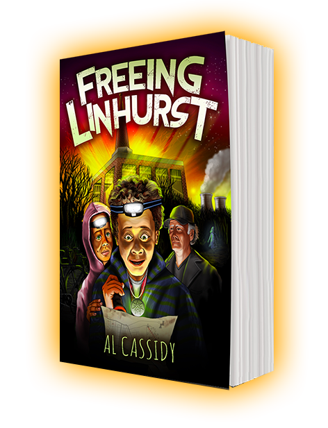 Freeing Linhurst, Thrilling Young Adult Ghost Story