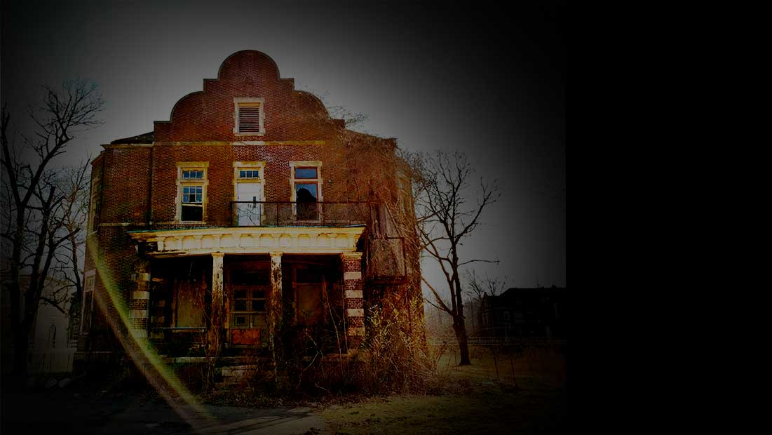 Pennhurst State School & Hospital (asylum) Mayflower building