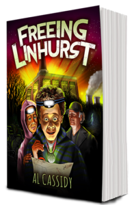 Freeing Linhurst -- a thrilling ghost novel based on Pennhurst State School & Hospital
