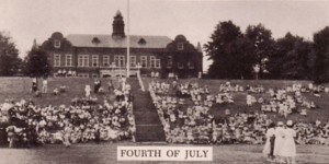 Pennhurst campus 4th of July